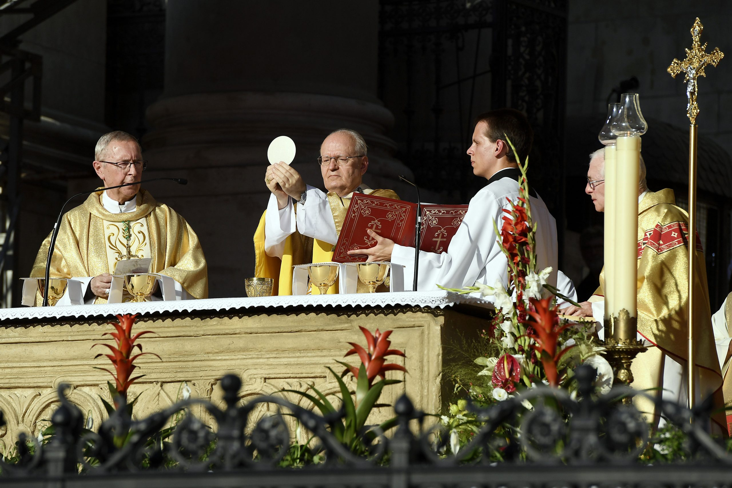 Coronavirus: St Stephen's Day Mass to be Celebrated in Budapest Basilica post's picture