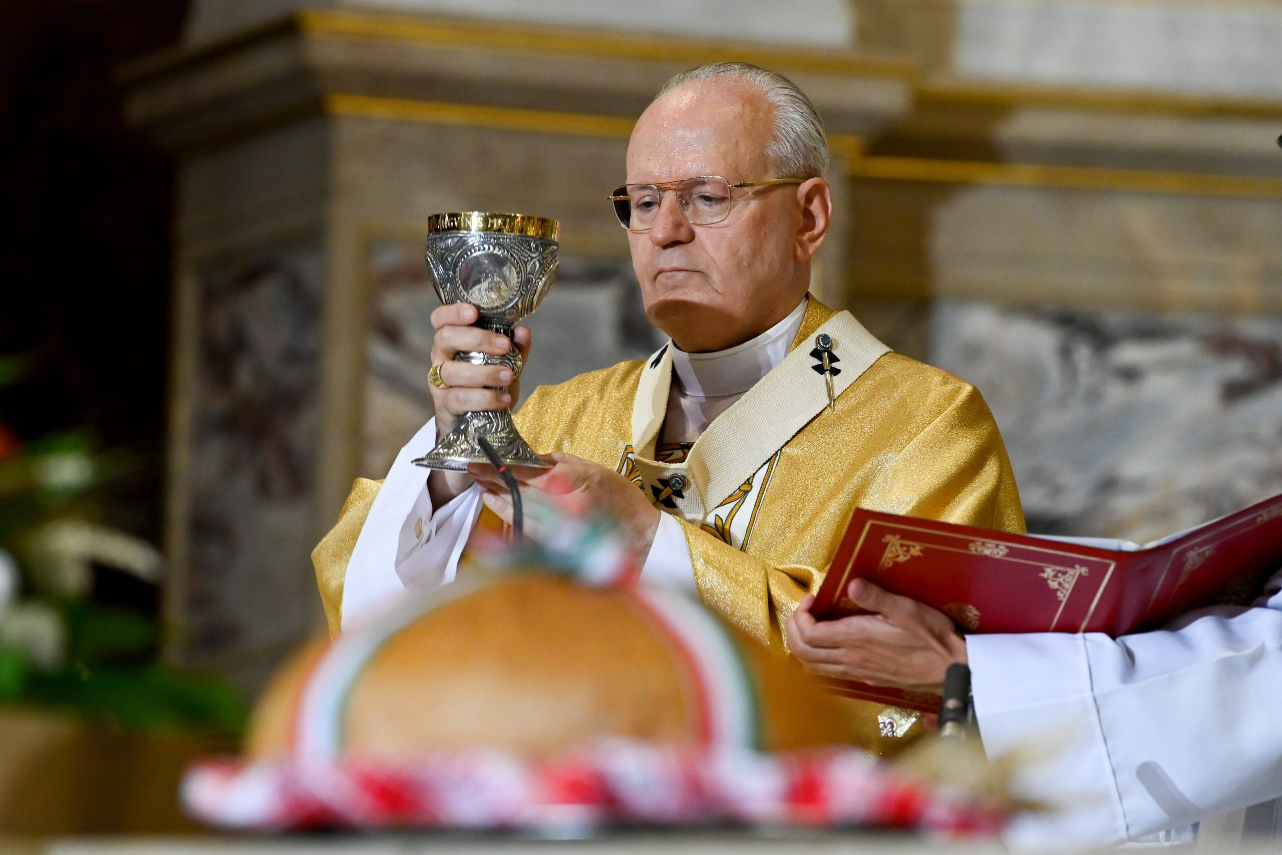 Cardinal Erdő Hopes 52nd Eucharistic Congress Will Be Held Next Year post's picture