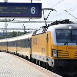 RegioJet Launches Prague-Brno-Vienna-Budapest Railway Service