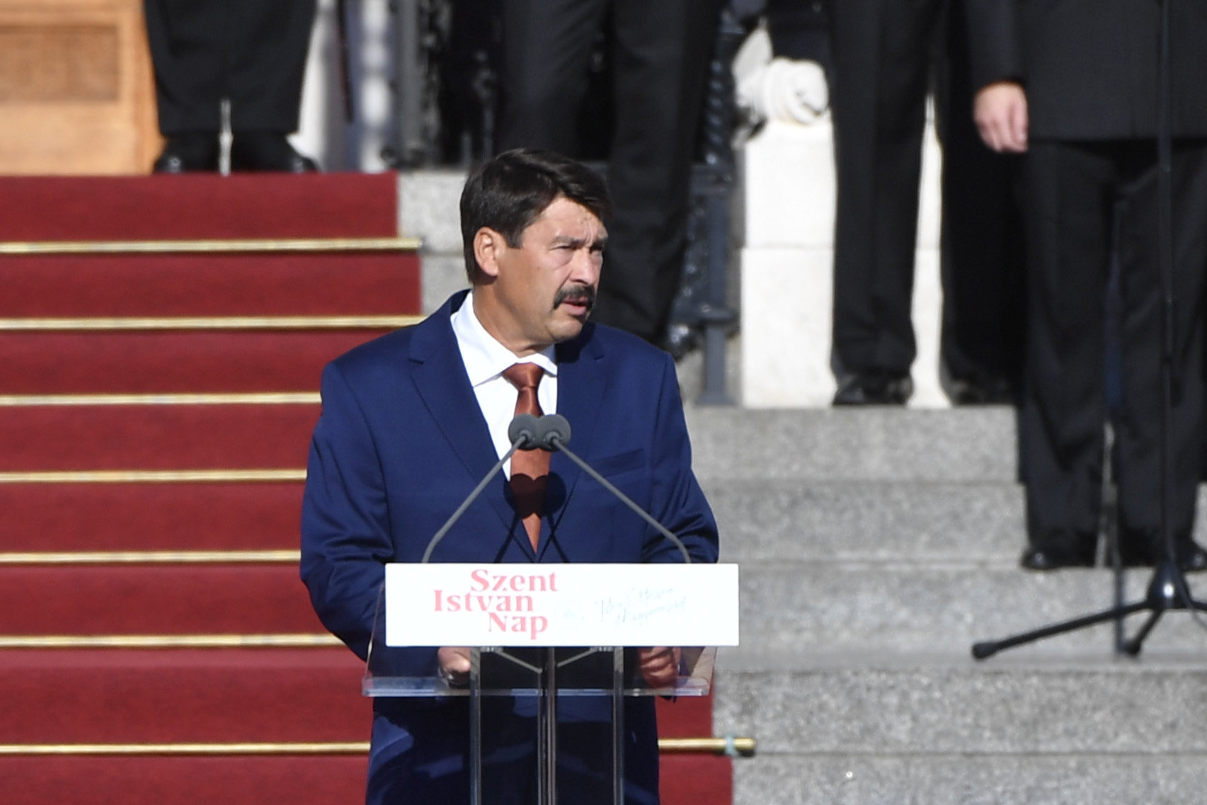 August 20 – President Áder: 'Eternal Hungary' Must Be Enriched in Times of Trial post's picture