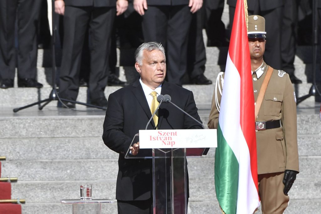 Hungarian Press Roundup: PM Orbán's 20 August Address post's picture