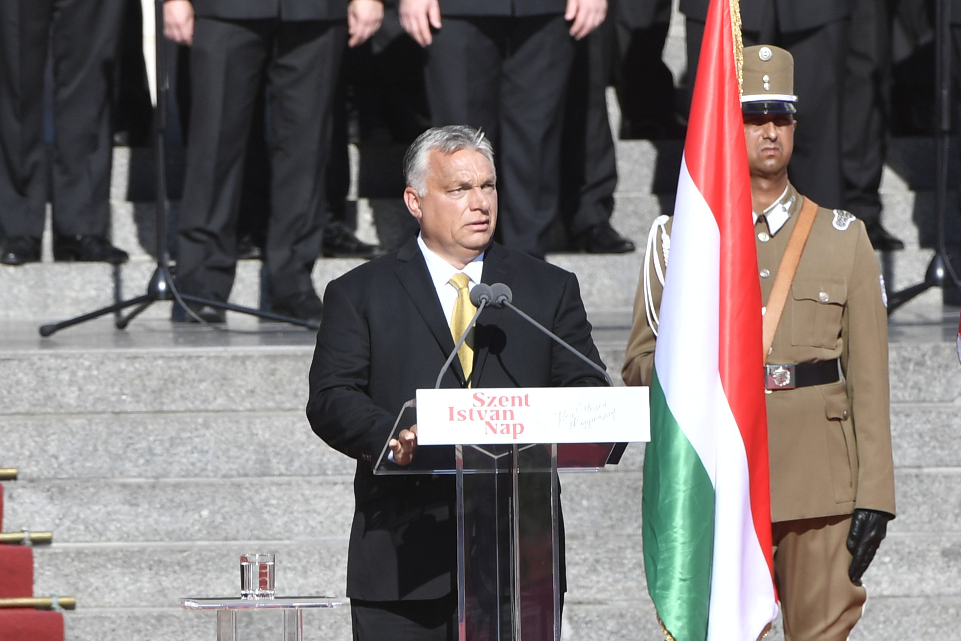 August 20 - Orbán: West 'Lost Its Appeal', Hungarians 'Champions of Survival'