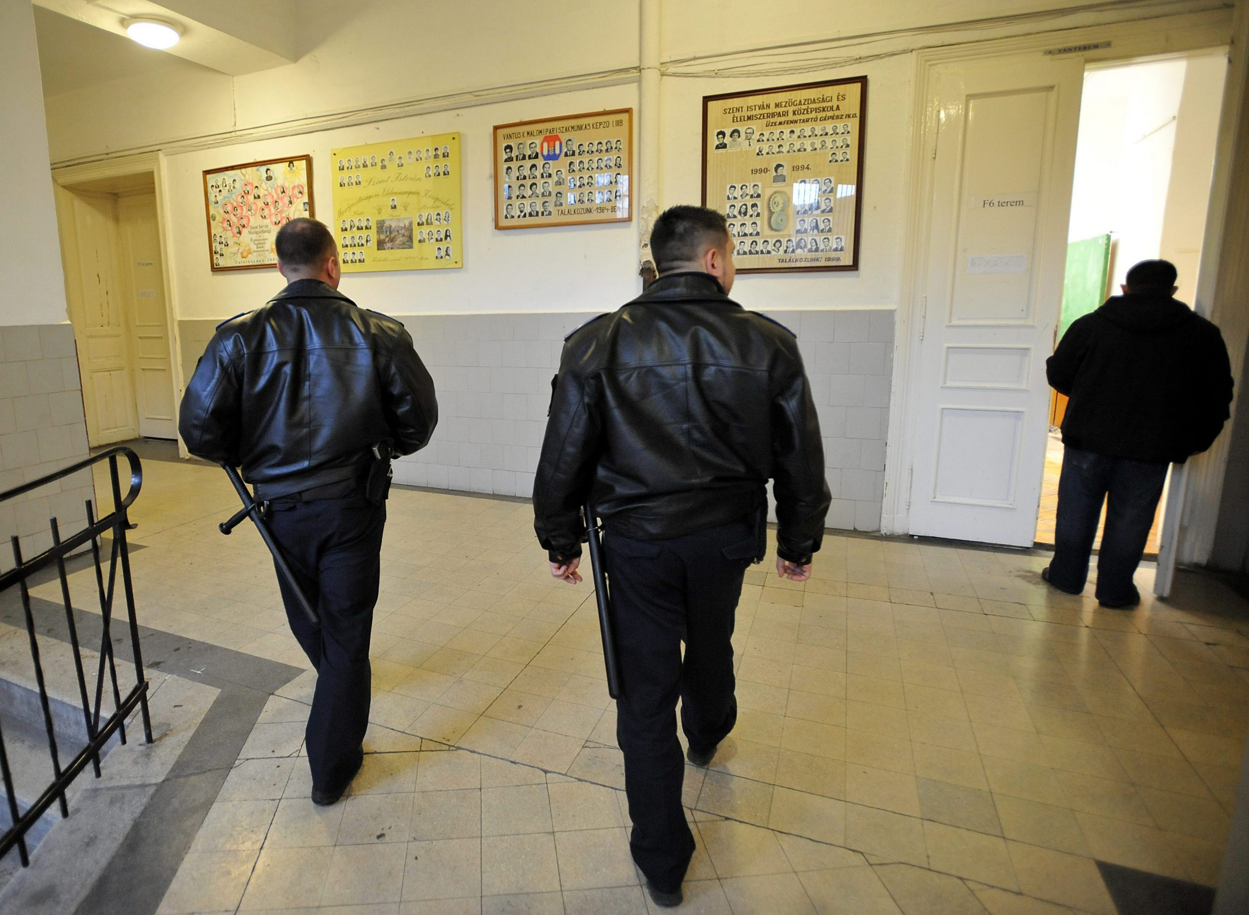 School Guard Program: Two-thirds of Applicants Unfit, Rejected post's picture