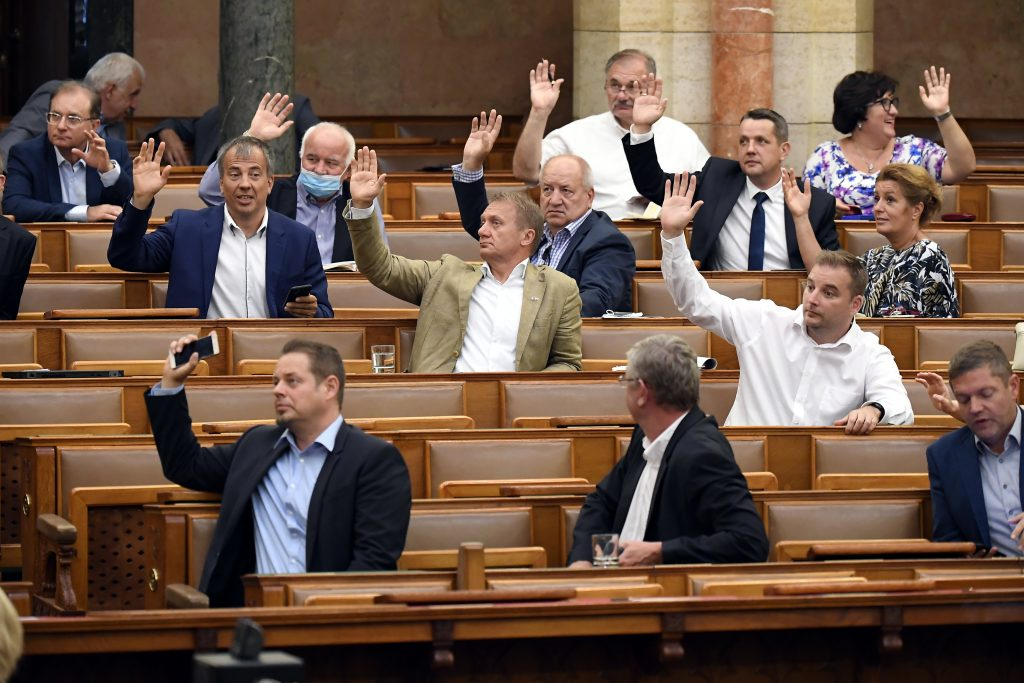 Hungarian Press Roundup: Opposition Parties Join Forces post's picture