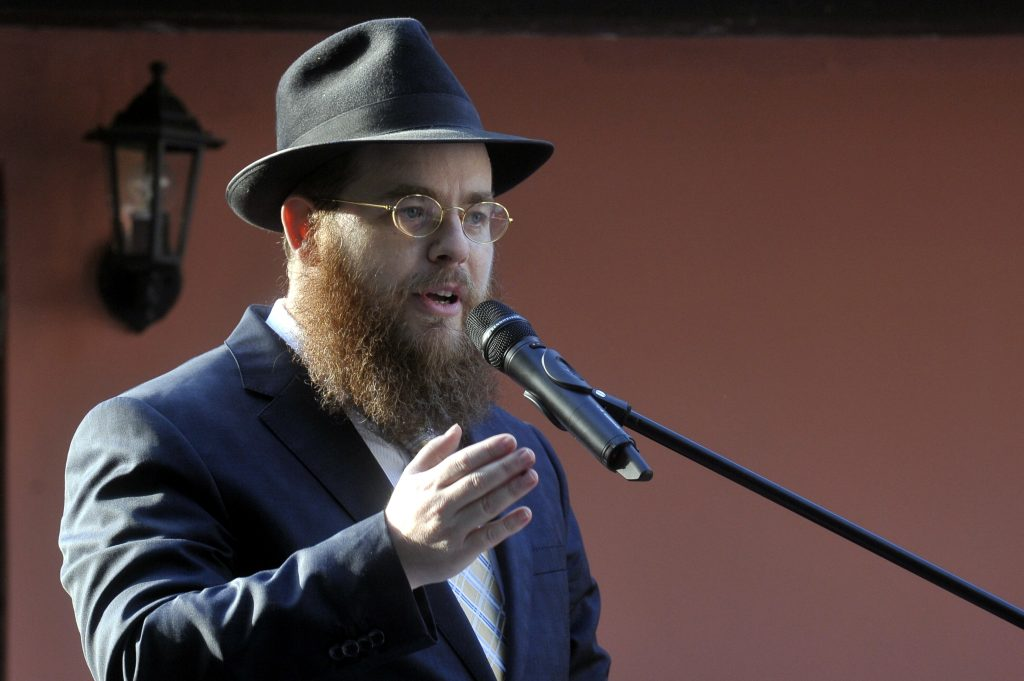 EMIH Leading Rabbi to Roth: Hungary 'Particularly Safe Place' for Jews post's picture