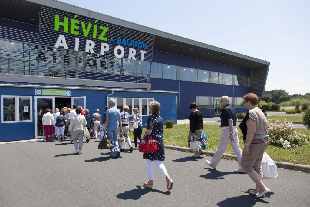 Hévíz Council Backs Sale of Airport Operator to State post's picture