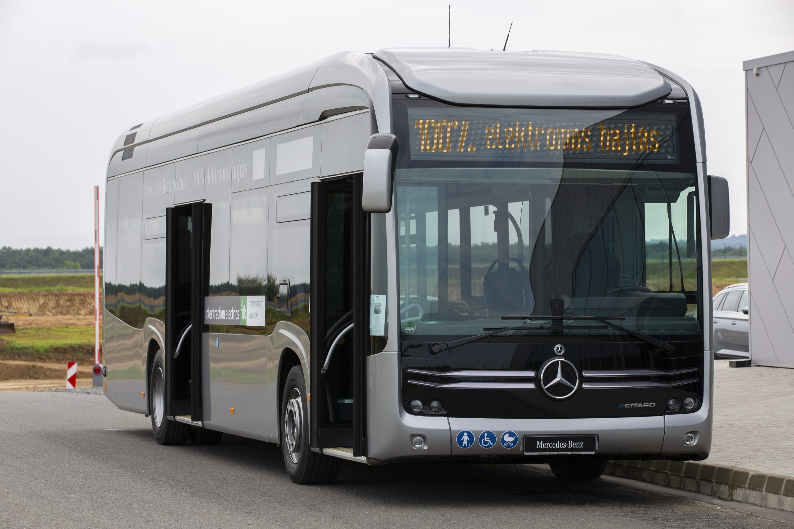Green Bus Programme to Help Cities to Electric Transport