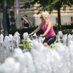 Summer Says Goodbye with Hottest Day of Season