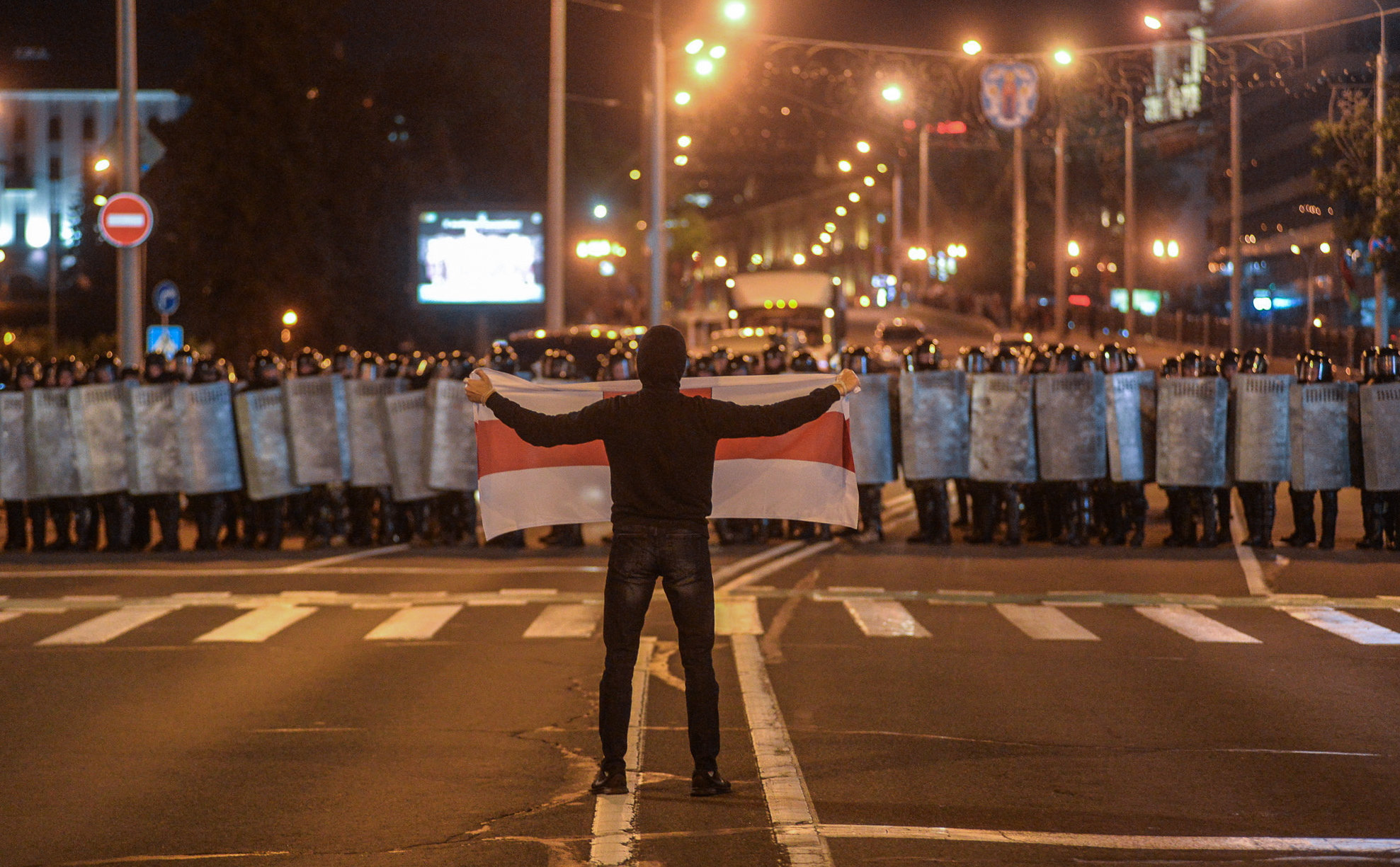 Government Hesitates As Youth Orgs Refuse to Sign Statement Against Belarus Violence