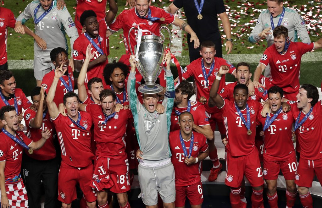 Budapest to Host Bayern München-Sevilla Clash in Super Cup Final post's picture