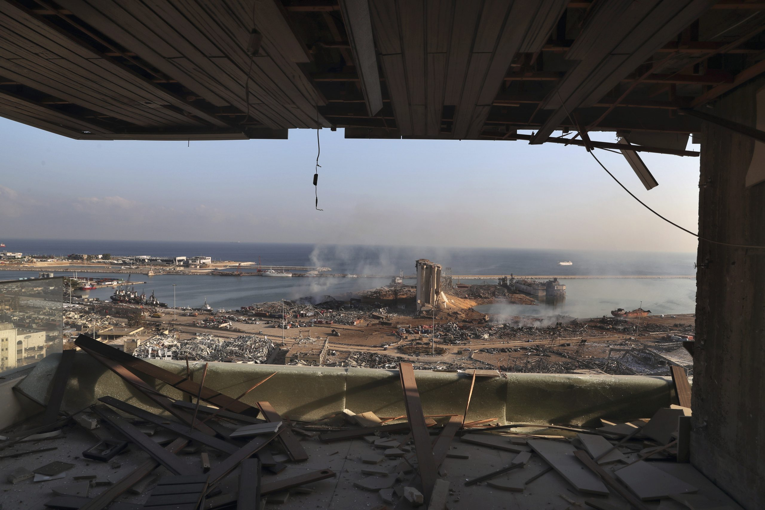 Hungary Embassy Damaged in Beirut Blast, No Hungarian Casualties Reported
