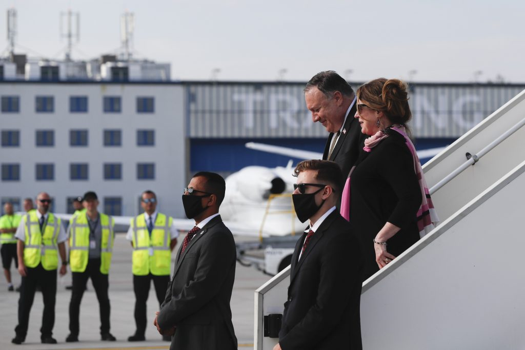 Pompeo's CEE Tour: Hungary Not Among Destinations post's picture