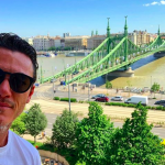 Hollywood Actor Luke Evans Talks About Beauties of Budapest in 'The Alienist' Promo Video