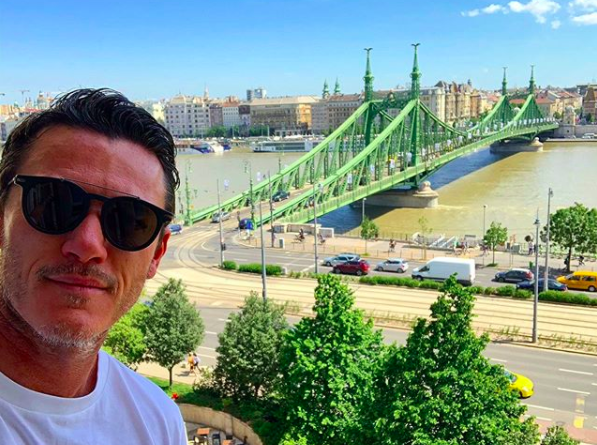 Hollywood Actor Luke Evans Talks About Beauties of Budapest in 'The Alienist' Promo Video post's picture
