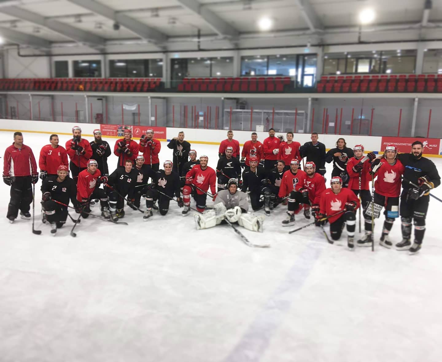 Majority of Dunaújváros Hockey Team Infected with Coronavirus post's picture