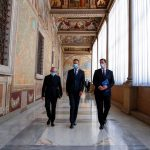 FM Szijjártó in Vatican: Christianity Today 'under Attack from All Sides""