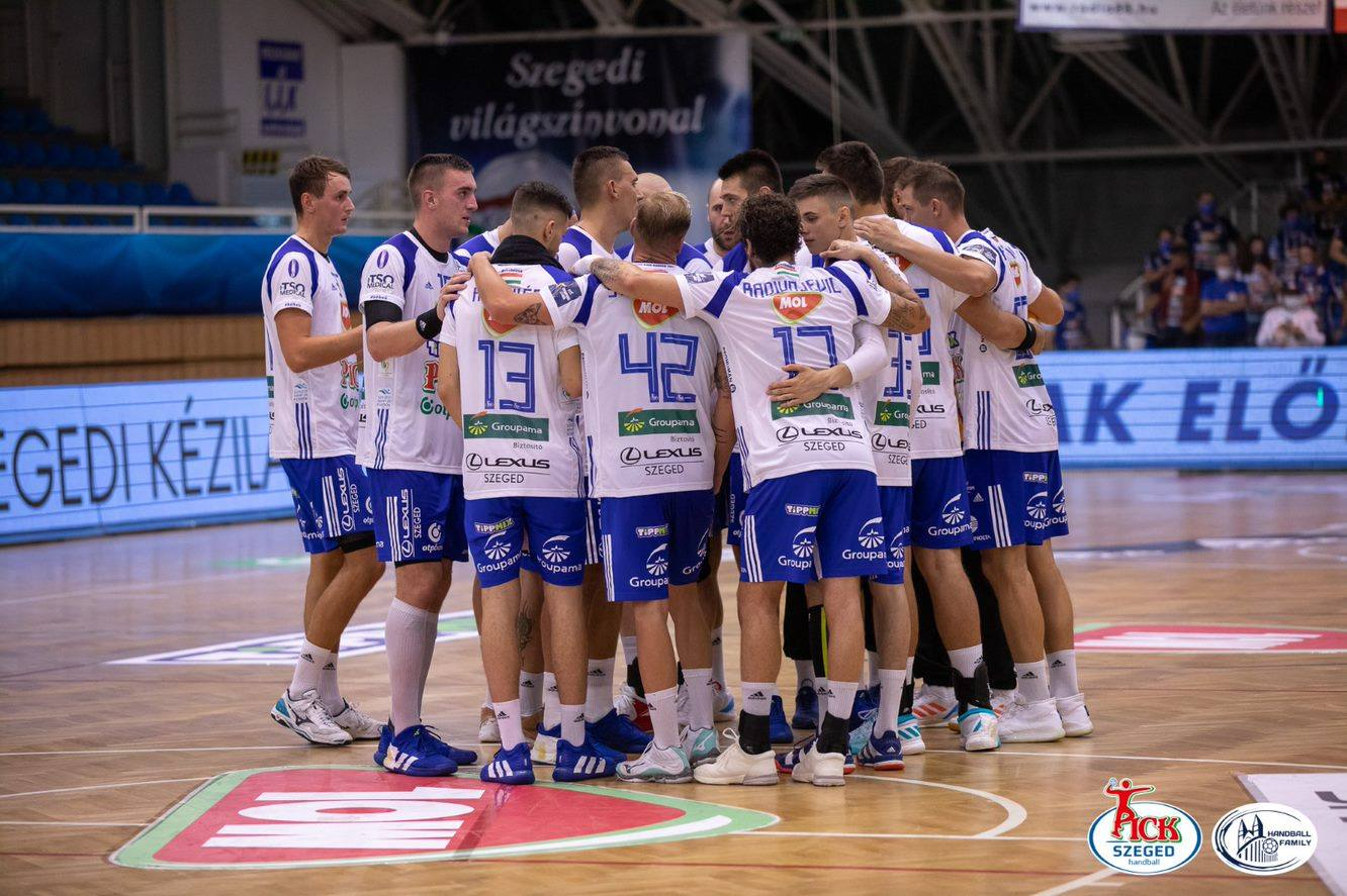 Coronavirus: Szeged Men's Handball Team in Quarantine post's picture