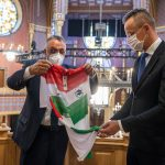 FM Szijjártó Meets Mazsihisz Leader: Constructive Dialogue with Jewish Organisations Important