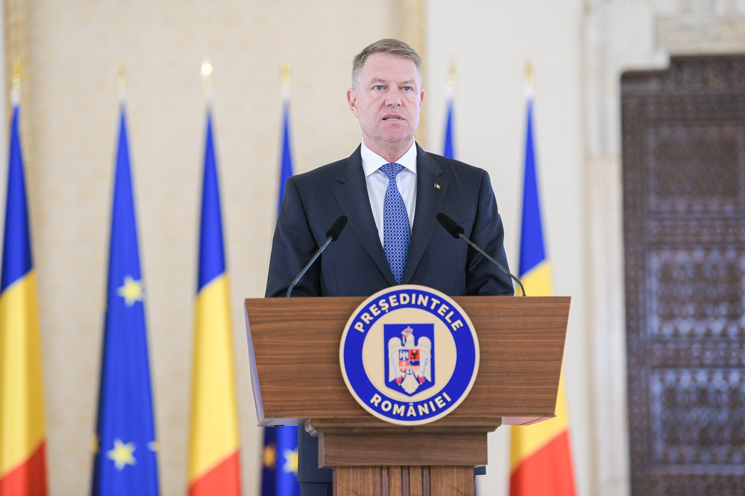 Romanian President Iohannis Once Again Refuses to Sign 'Trianon Bill' post's picture