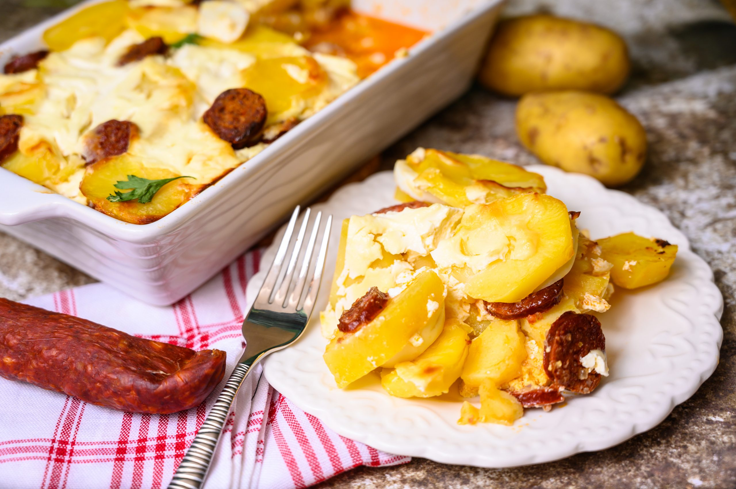 Potato Casserole: One of the Most Hungarian Dishes – With Recipe! post's picture