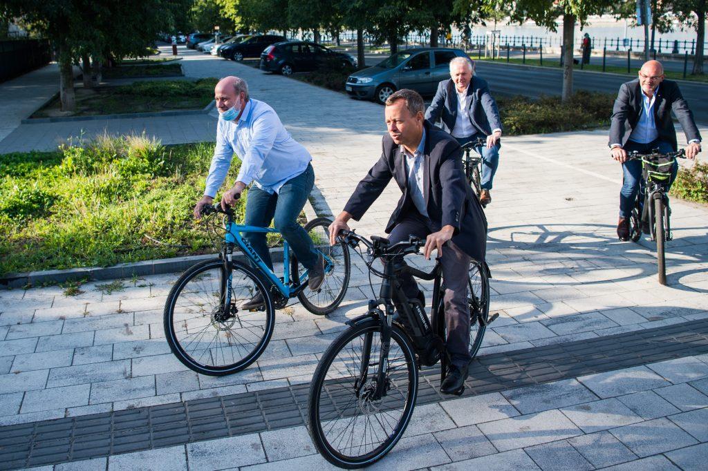 Gov't Earmarks HUF 1 Billion for E-Bike Support post's picture