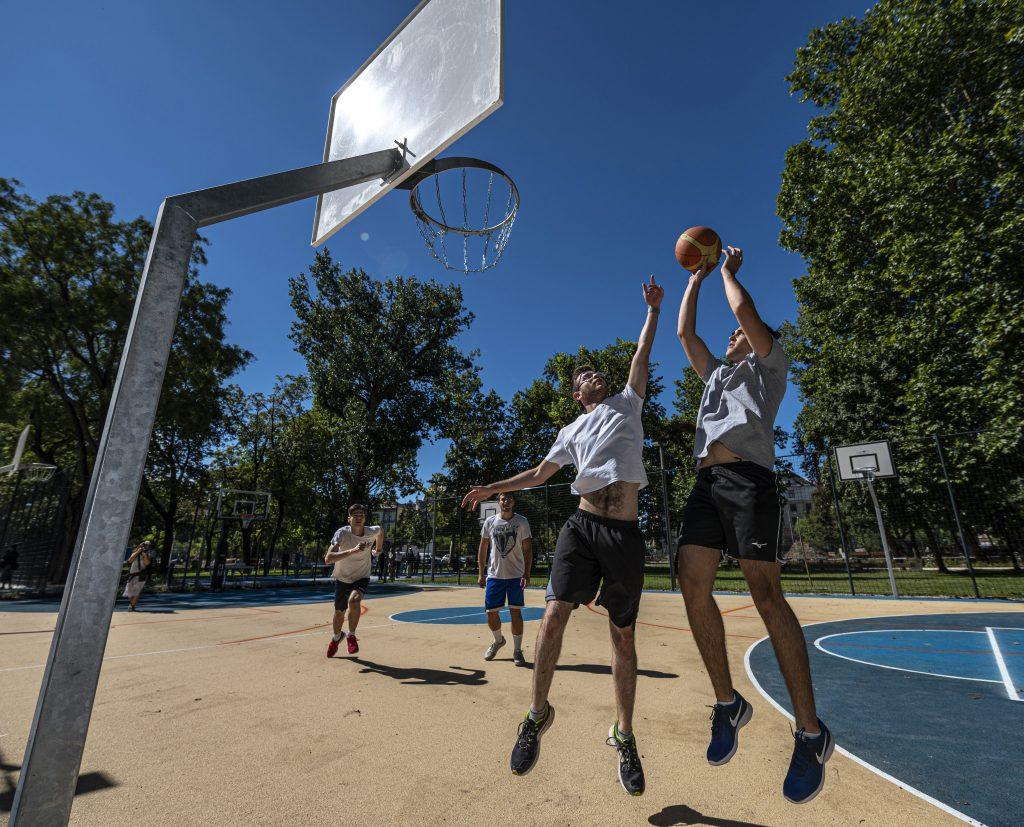 City Park Sports Center Opens post's picture