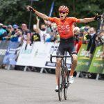 Cyclist Attila Valter Achieves Best-Ever Hungarian Result in Giro d'Italia