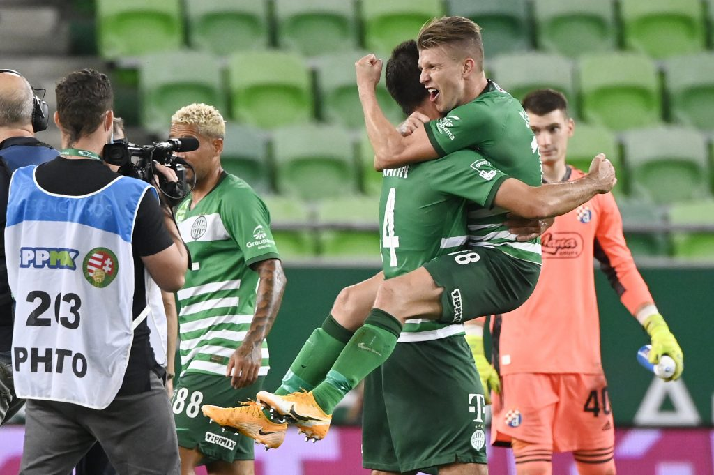 Ferencváros One More Step From Desired Champions League Group Stage post's picture