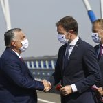Orbán, Matovič Inaugurate Hungary-Slovakia Bridge over Danube