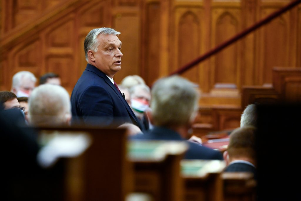 Orbán: Rule of Law 'Secret Weapon' of 'Miserly' post's picture