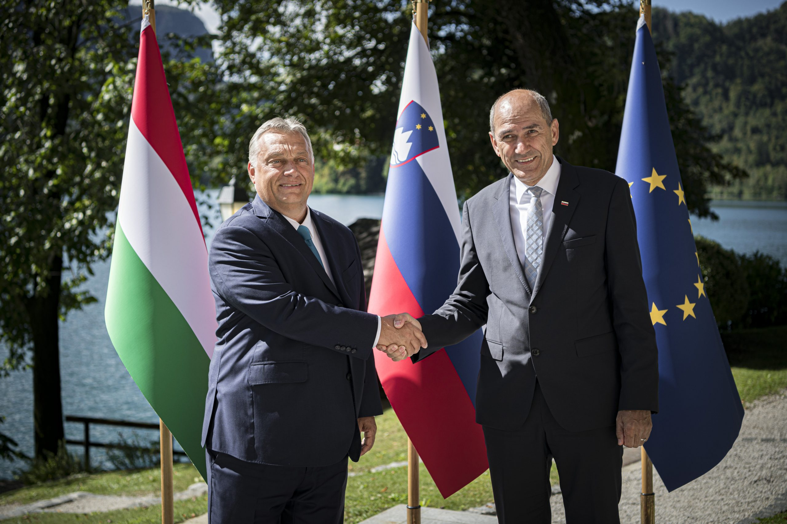 Orbán: Hungary Aims for Strategic, Long-term Cooperation with Slovenia post's picture