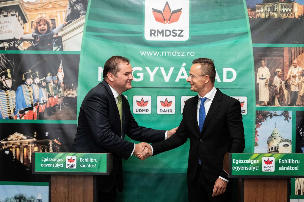FM Szijjártó: Cooperation between Hungary, Romania Border Counties Key post's picture