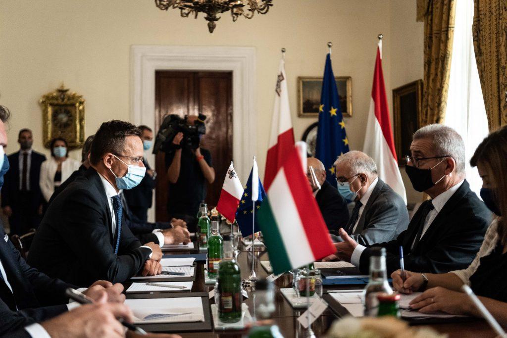 Szijjártó: New Hungary-Malta Alliance, Agreement on Migration post's picture