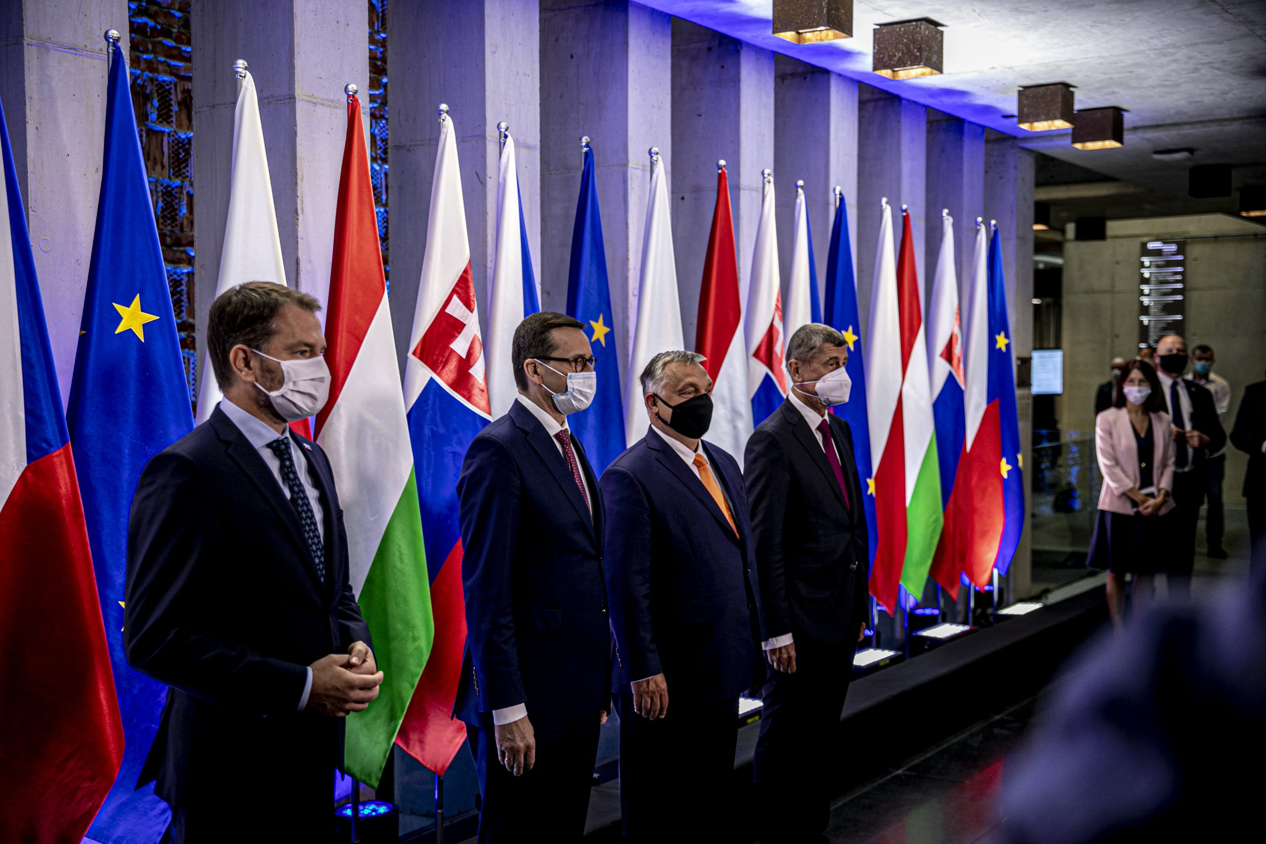 Fidesz Lawmaker: V4 to Fight Jointly for Post-Pandemic Position in Europe