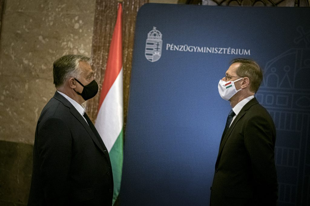 Hungary Budget Deficit Swells to Around 9% of GDP in 2020 post's picture