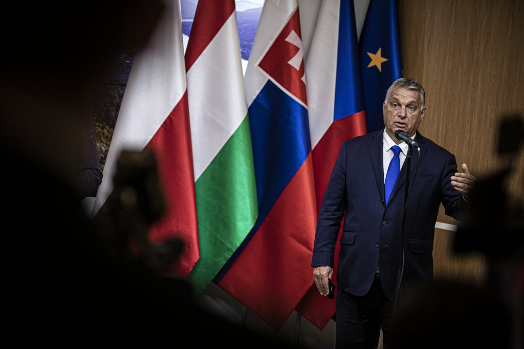 Orbán against New EC Migration Pact Despite Proposal Lacking Mandatory Quotas post's picture