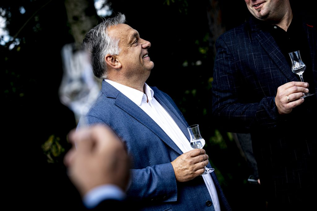 Orbán Marks 10th Anniversary of 'Pálinka Law': Example from Past, Guide to Future post's picture
