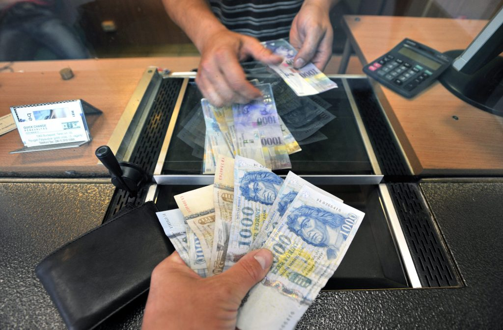 Hungarian Press Roundup: Battered Forint Sinks 10% This Year