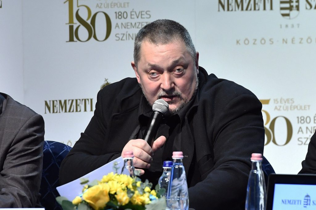 Vidnyánszky: New Leadership Required at Theatre and Film Arts University post's picture