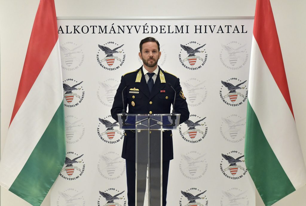 PM Orbán Ousts Security Intelligence Agency Chief post's picture