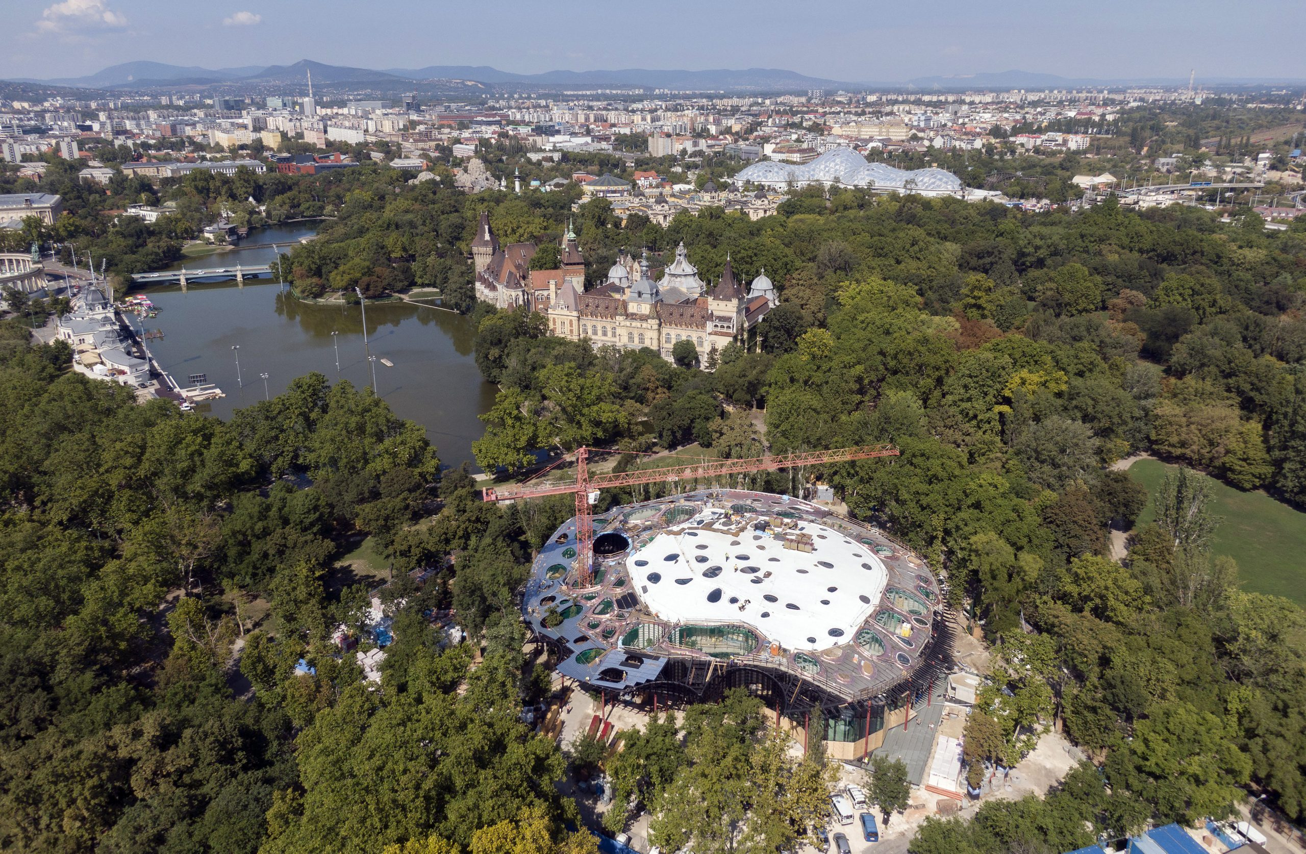 House of Hungarian Music Tops World Architecture Community's List of Most Anticipated Buildings in 2021