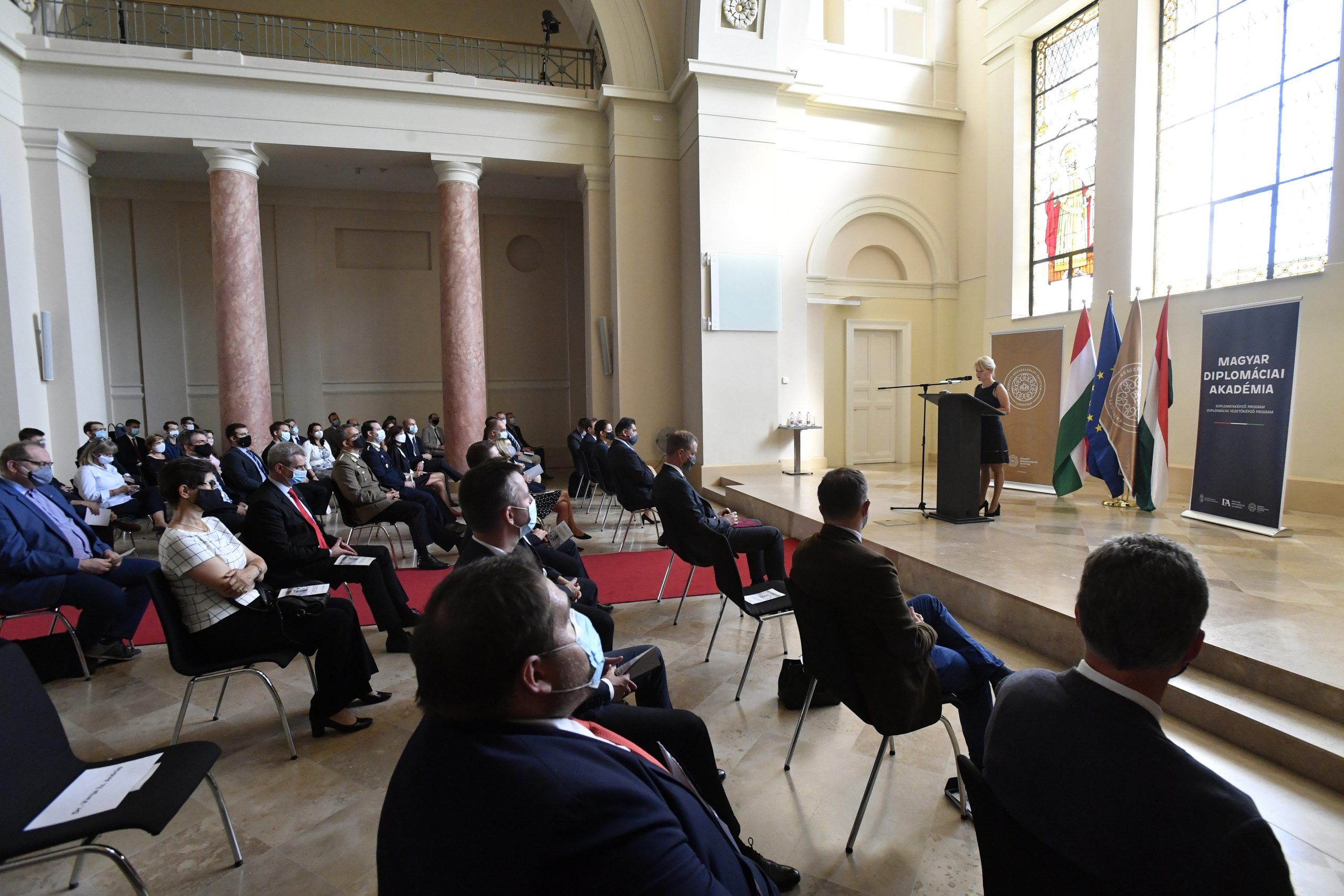Hungarian Diplomatic Academy Starts First Academic Year post's picture