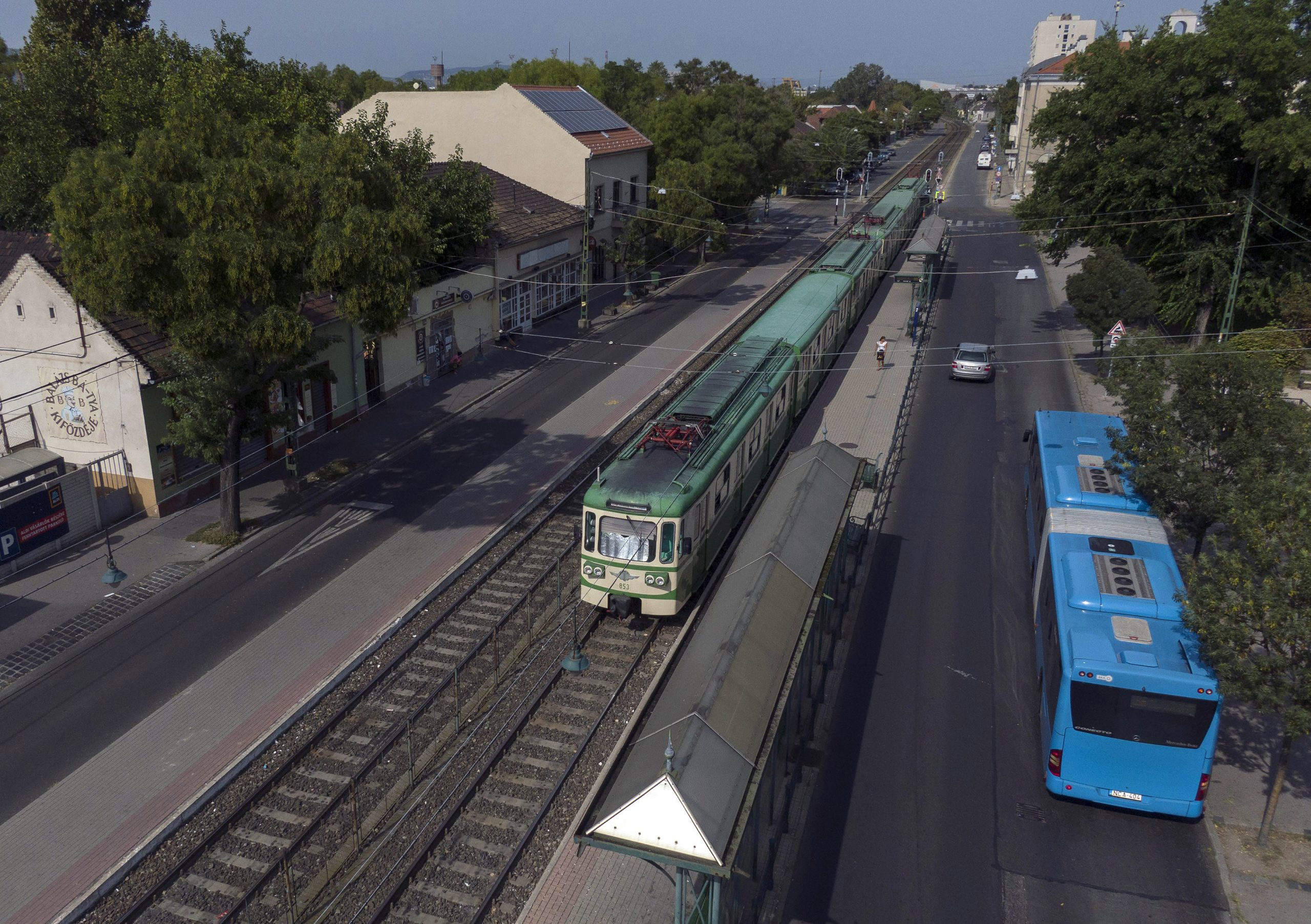 Budapest Suburban Railways Development to Result in Better Integrated, Faster Services