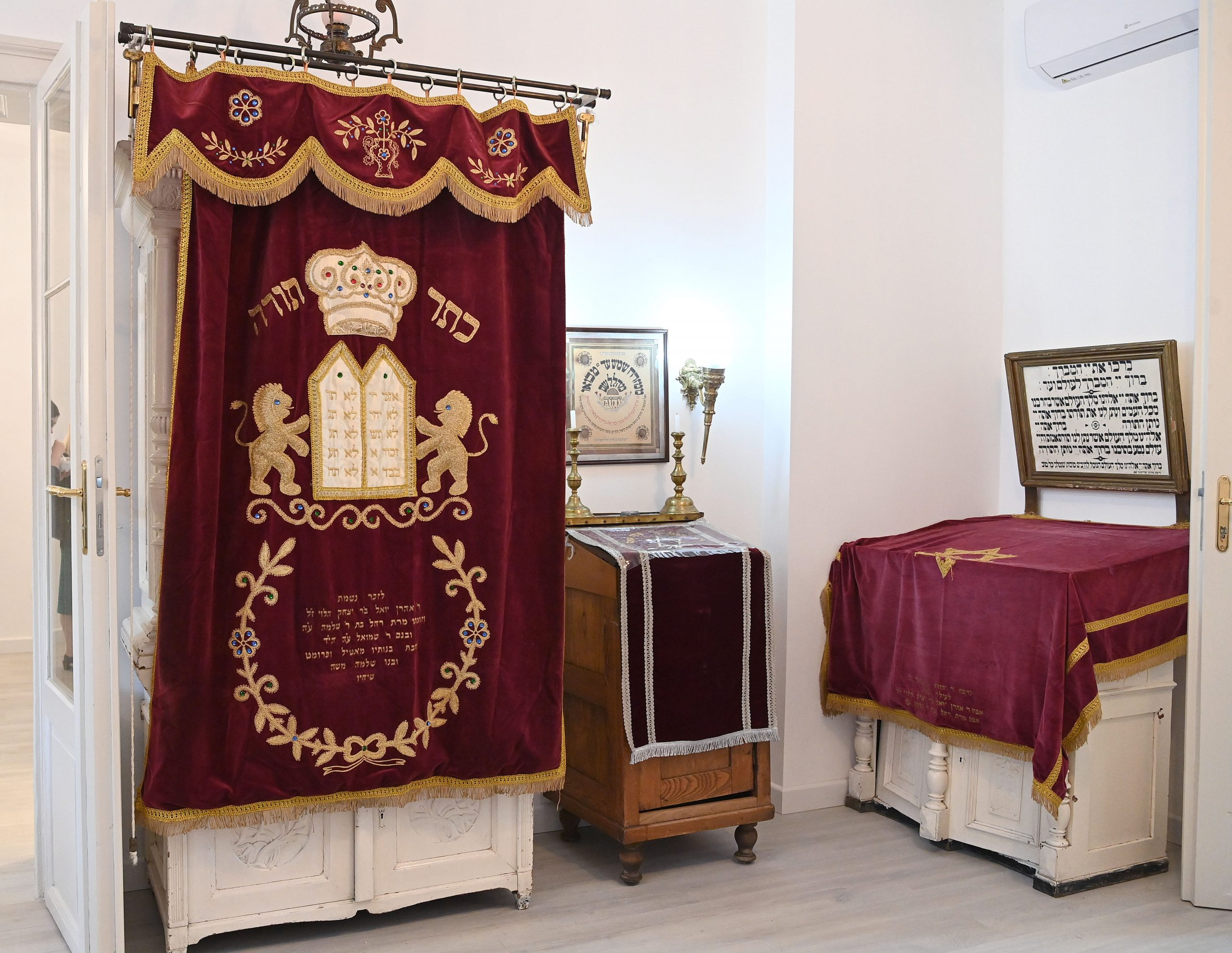 New Synagogue Inaugurated in Budapest with Generous State Funding