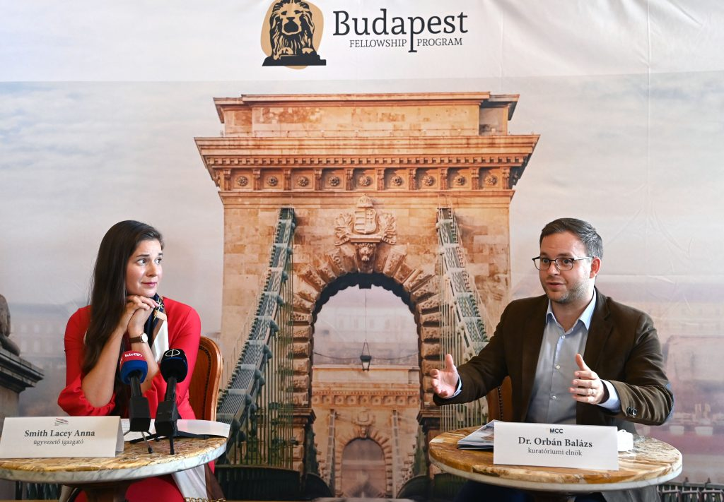 Budapest Fellowship Programme Launched for Young US Scholars post's picture
