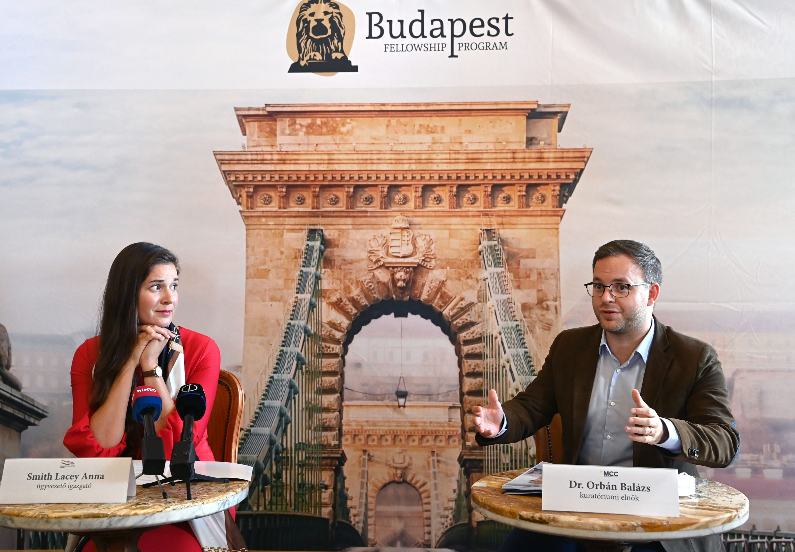 Budapest Fellowship Programme Launched for Young US Scholars