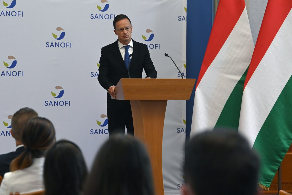 Sanofi to Expand Capacity for HUF 7 Bn in Northern Hungary post's picture