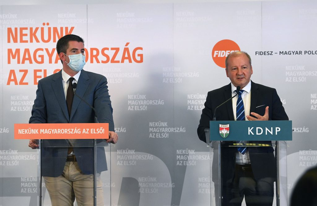 Coronavirus – Fidesz: Hungary Must Function Despite Pandemic post's picture