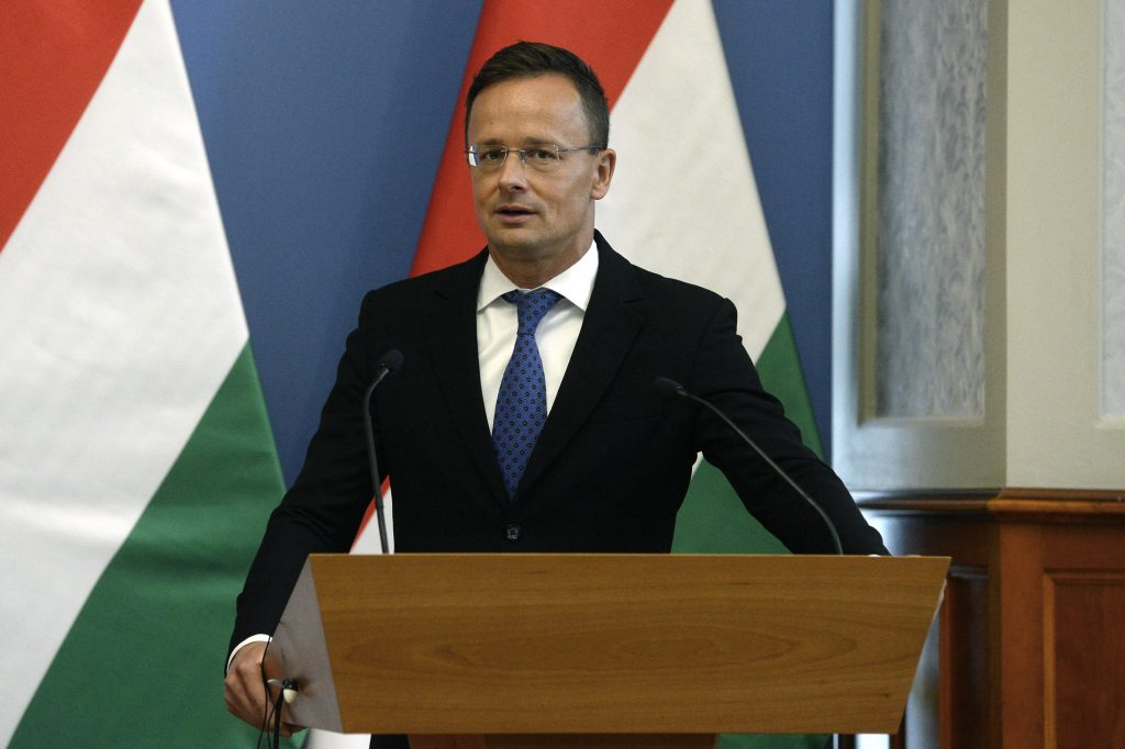 Szijjártó: Europe Less Secure, Weaker Without V4 post's picture