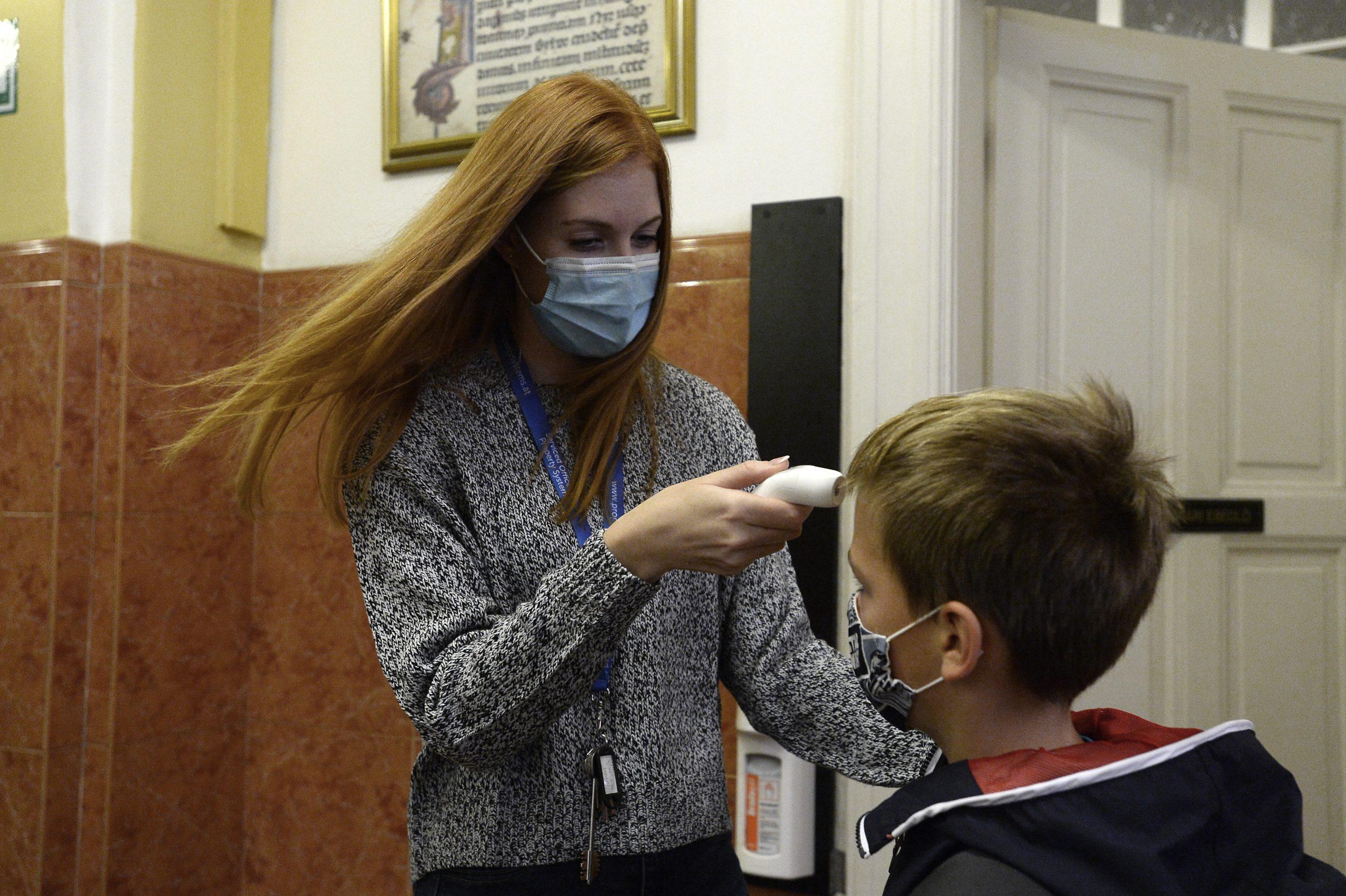 Coronavirus: Mandatory Temperature Check in Schools Starts on Thursday